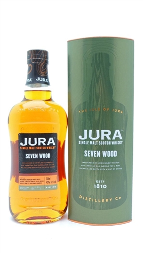 Jura Seven Wood Single Malt Scotch