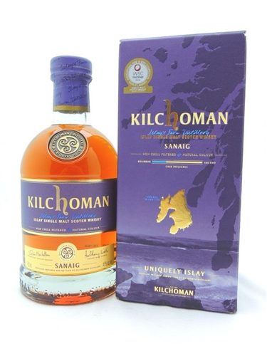 Kilchoman Sanaig Scotch