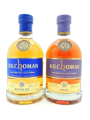 Kilchoman Scotch Collection