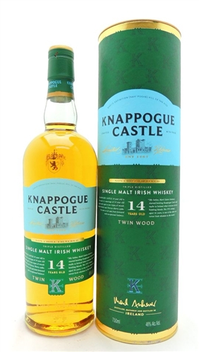 Knappogue Castle 14 Year Old Irish Whiskey
