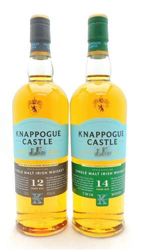 Knappogue Castle Irish Whiskey Collection