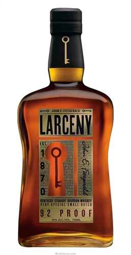 Larceny Bourbon Whiskey