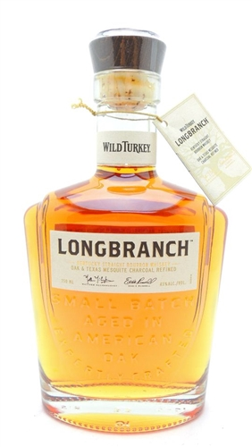 Wild Turkey Longbranch Bourbon Whiskey