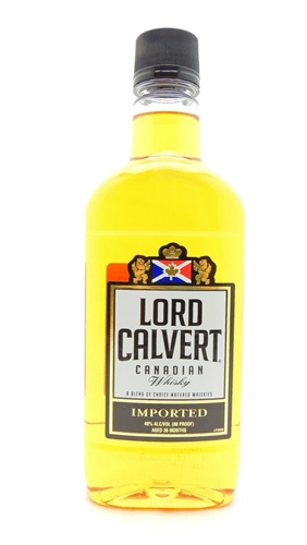 Lord Calvert Whiskey