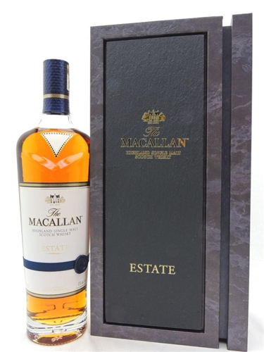 Macallan Estate Scotch