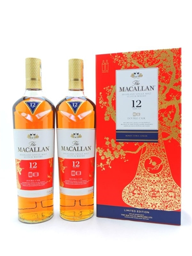 Macallan Year of the Pig 12 Year Double Cask Scotch