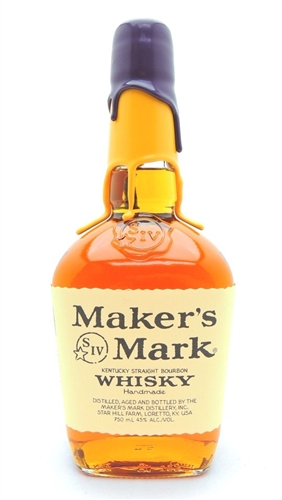 Maker's Mark Los Angeles Lakers Bottle
