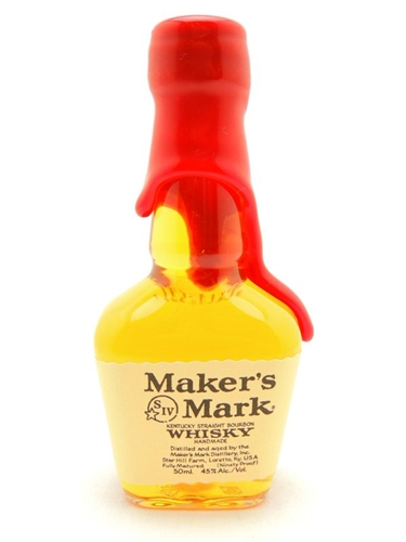 Makers Mark Miniature