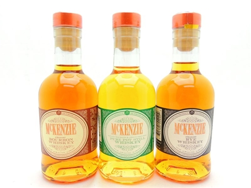 McKenzie Whiskey Sampler Collection
