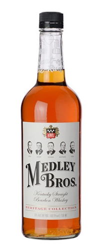 Medley Bros Bourbon Whiskey