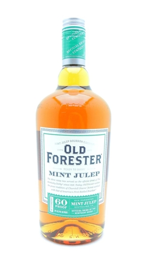 Mint Julep Old Forester 2018
