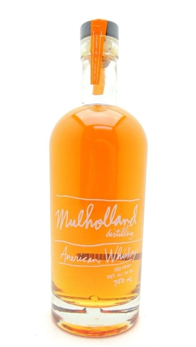 Mulholland Whiskey