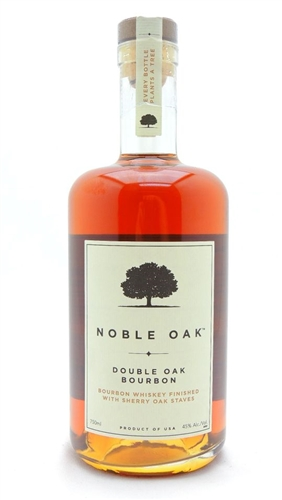 Noble Oak Bourbon Whiskey