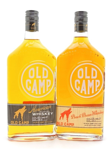 Old Camp Whiskey Collection