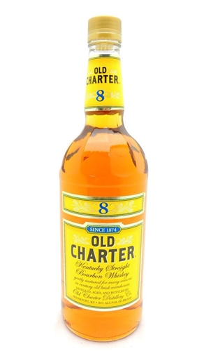 Old Charter 8 Bourbon Whiskey