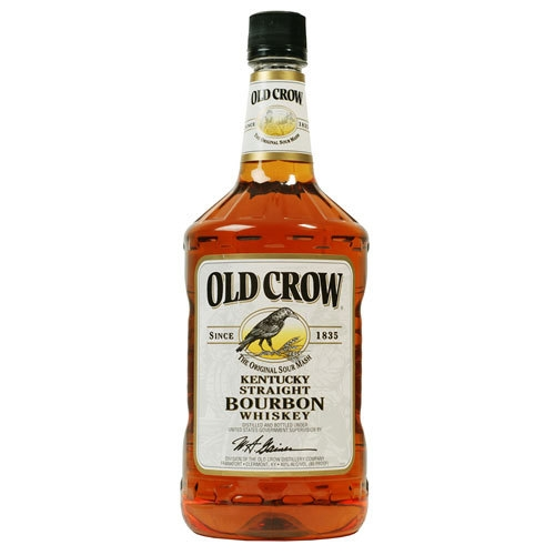 Old Crow Bourbon Whiskey Half Gallon