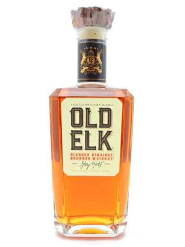 Old Elk Bourbon Whiskey