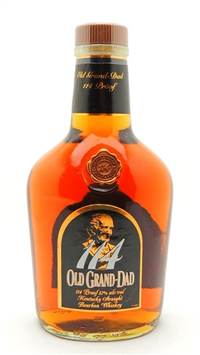 Old Grand Dad 114 Bourbon Whiskey