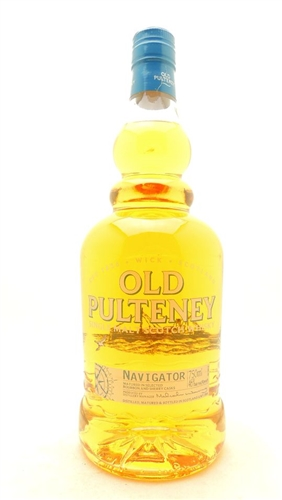 Old Pulteney Scotch Navigator
