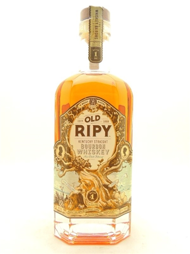 Old Ripy Bourbon Whiskey