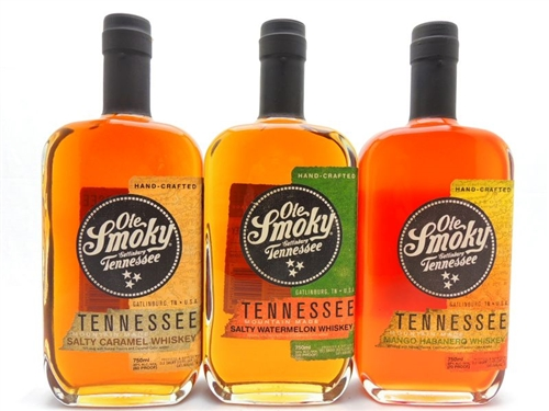 Ole Smoky Whiskey Collection