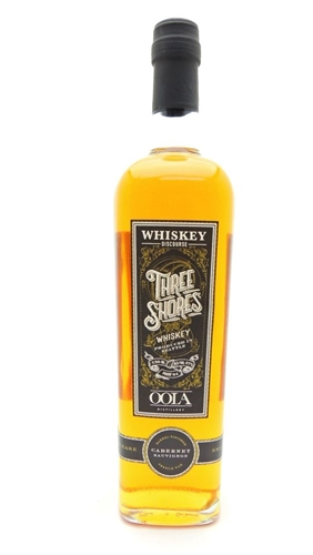 Oola Three Shores Whiskey Cabernet Finish