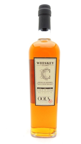Oola American Whiskey Discourse C