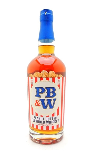 PB & W Peanut Butter Whiskey