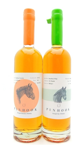 Pinhook Bourbon Whiskey Collection