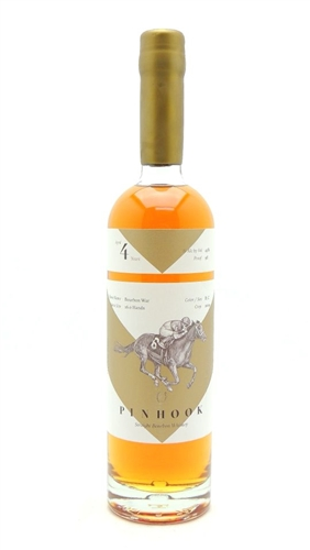 Pinhook War Bourbon Whiskey