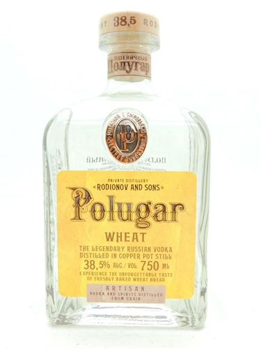 Polugar Wheat Vodka