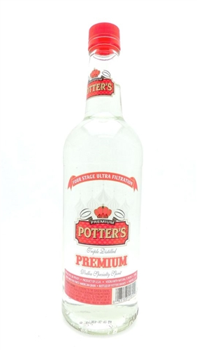 Potter's Vodka