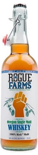 Rogue Farms Rye Whiskey
