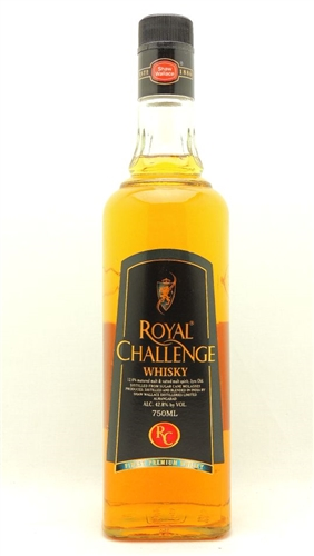 Royal Challenge Whiskey