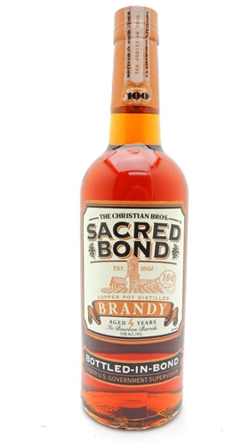 Christian Brothers Sacred Bond Brandy