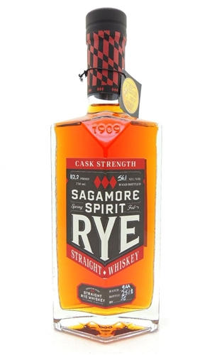 Sagamore Cask Strength Rye Whiskey
