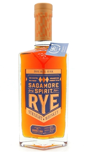Sagamore Double Oak Rye Whiskey