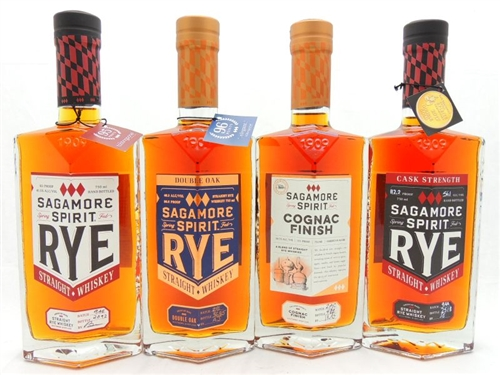 Sagamore Whiskey Collection