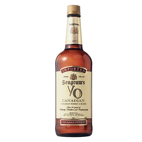 Seagrams VO Whiskey 750 ML