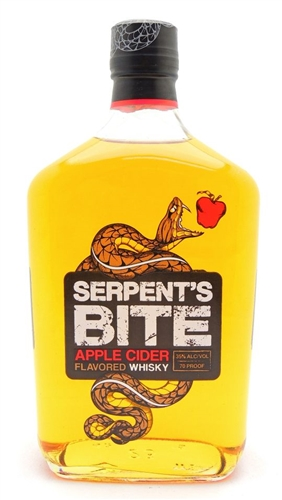 Serpent's Bite Apple Cider Whiskey
