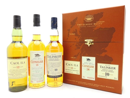 Single Malt Scotch Sampler Collection
