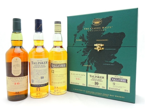 Single Malt Scotch Sampler Gift Set