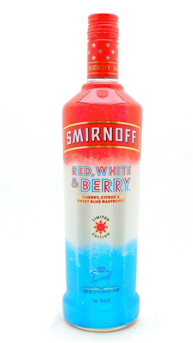 Smirnoff Red White & Berry Vodka