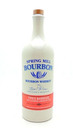 Spring Mill Bourbon Whiskey