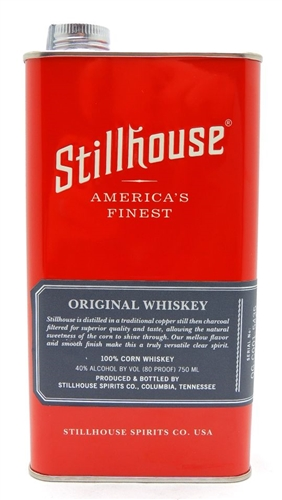 Stillhouse Original Moonshine Whiskey