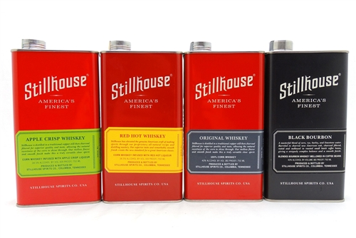 Stillhouse Whiskey Collection Stillhouse Original Moonshine Whiskey
