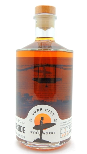 Surf City Still Works Pierside Bourbon