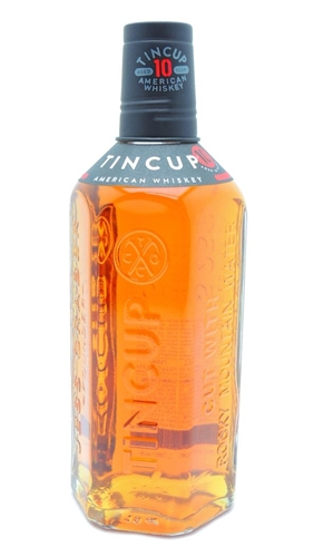 Tin Cup Whiskey 10 Year Old