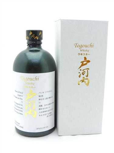 Togouchi Japanese Whiskey
