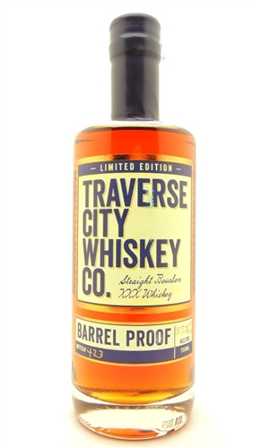 Traverse City Bourbon Whiskey Barrel Proof